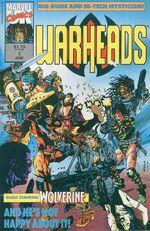 Warheads Vol 1 1