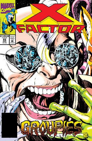X-Factor Vol 1 93