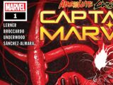 Absolute Carnage: Captain Marvel Vol 1 1