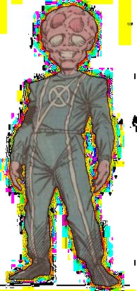 Arthur Maddicks (Earth-616) from Official Handbook of the Marvel Universe Vol 3 4 0001