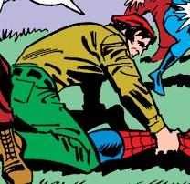 Bert Tacker (Earth-616) from Marvel Team-Up Vol 1 3 0001