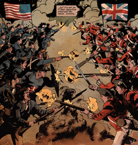 British Army (Earth-616) from Ruins of Ravencroft Sabretooth