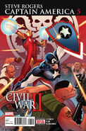 Captain America Steve Rogers Vol 1 5