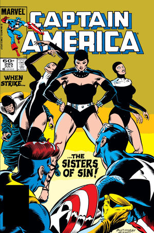 Captain America Vol 1 295