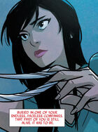 Cindy Moon (Earth-616) from Silk Vol 1 1 002