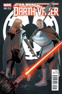 Darth Vader Vol 1 5 Larroca Variant
