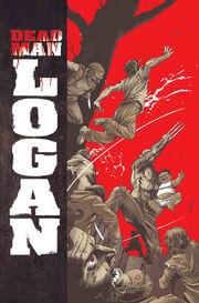 Dead Man Logan Vol 1 8 Textless