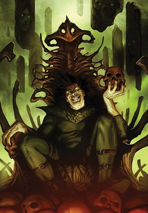 Nightmare (Earth-616) | Marvel Database | FANDOM powered by Wikia