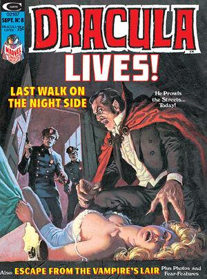 Dracula Lives Vol 1 8