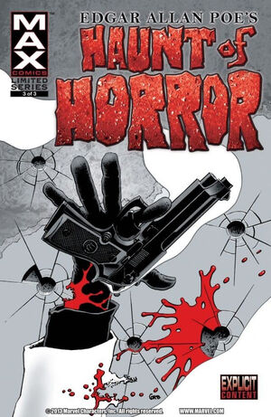Haunt of Horror Edgar Allan Poe Vol 1 3