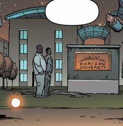 Horizon University (Earth-616) from Amazing Spider-Man Vol 4 1 001