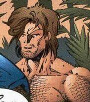 Karl Lykos (Earth-7642) from Badrock Wolverine Vol 1 1 002