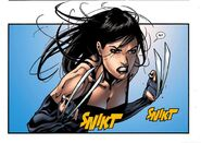 Laura Kinney (Earth-616) from Avengers Academy Vol 1 31 0001