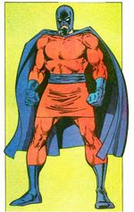 Lucifer (Quist) (Earth-616) from Official Handbook of the Marvel Universe Vol 2 18 0001