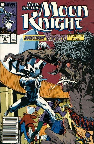 Image result for marc spector moon knight 6