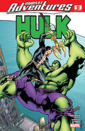 Marvel Adventures Hulk Vol 1 6