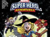 Marvel Super Hero Adventures: Captain Marvel - Halloween Spooktacular Vol 1 1