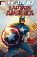 Marvel Tales Captain America Vol 1 1