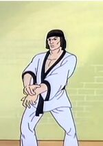 Master of Kung Fu (Earth-8107) from Spider-Man (1981 animated series) Season 1 24 001