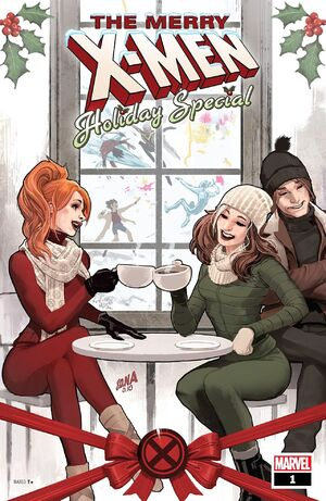 Merry X-Men Holiday Special Vol 1 1