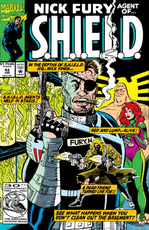 Nick Fury, Agent of S.H.I.E.L.D. Vol 3 43