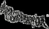 Night of the Living Deadpool (2014) logo