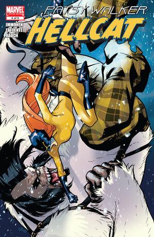Patsy Walker Hellcat Vol 1 4