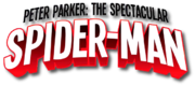 Peter Parker Spectacular Spider-Man (2017) logo