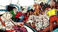 Porker Gang (Earth-616) from Sub-Mariner Comics Vol 1 30
