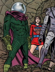 Quentin Beck (Earth-616) in the afterlife from X-Statix Presents - Deadgirl Vol 1 1 Page 10 Panel 3