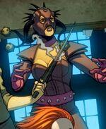 Shadowstalker (Earth-616) from Wolverine Vol 4 4 0001