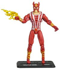 Shiro Yoshida (Earth-616) from Marvel Universe (Toys) Series II Wave VI 0001