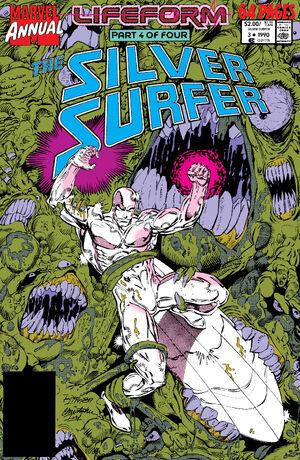 Silver Surfer Annual Vol 1 3