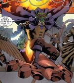 Six Men of Sinestry (Earth-803) from Spider-Man 2099 Vol 1 8 001 (cut) 001