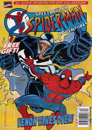 Spectacular Spider-Man (UK) Vol 1 021
