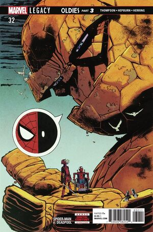 Spider-Man Deadpool Vol 1 32
