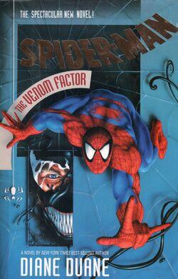 Spider-Man The Venom Factor