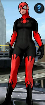 Spider-Woman (Mattie Franklin) from Spider-Man Unlimited (video game) 002
