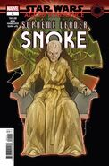 Star Wars Age of Resistance - Supreme Leader Snoke Vol 1 1