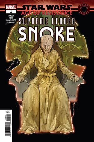 Star Wars Age of Resistance - Supreme Leader Snoke Vol 1 1