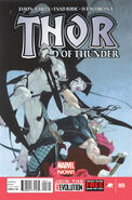 Thor God of Thunder Vol 1 5