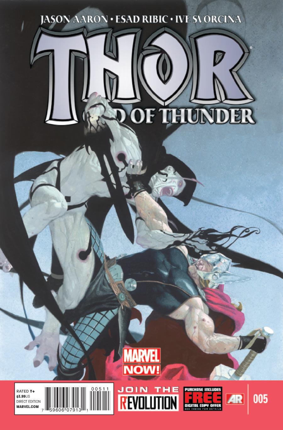 Thor God of Thunder Vol 1 5