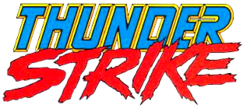 Thunderstrike Vol 1 Logo