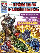 Transformers (UK) Vol 1 142