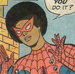 Valerie the Librarian (Earth-57780) from Spidey Super Stories Vol 1 11 0001
