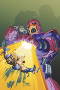 X-Men Unlimited Vol 2 9 Textless