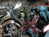 Zombies (Earth-6195)/Gallery