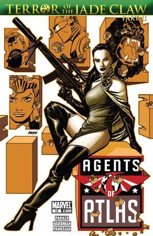 Agents of Atlas Vol 2 10
