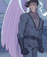 Alain Racine (Earth-616) from Scarlet Witch Vol 2 6 001