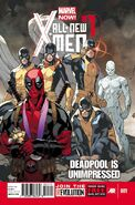 All-New X-Men Vol 1 1 Deadpool Variant